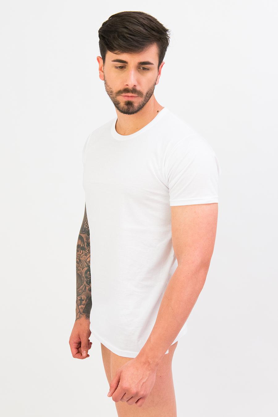 T-shirt in puro cotone 9100