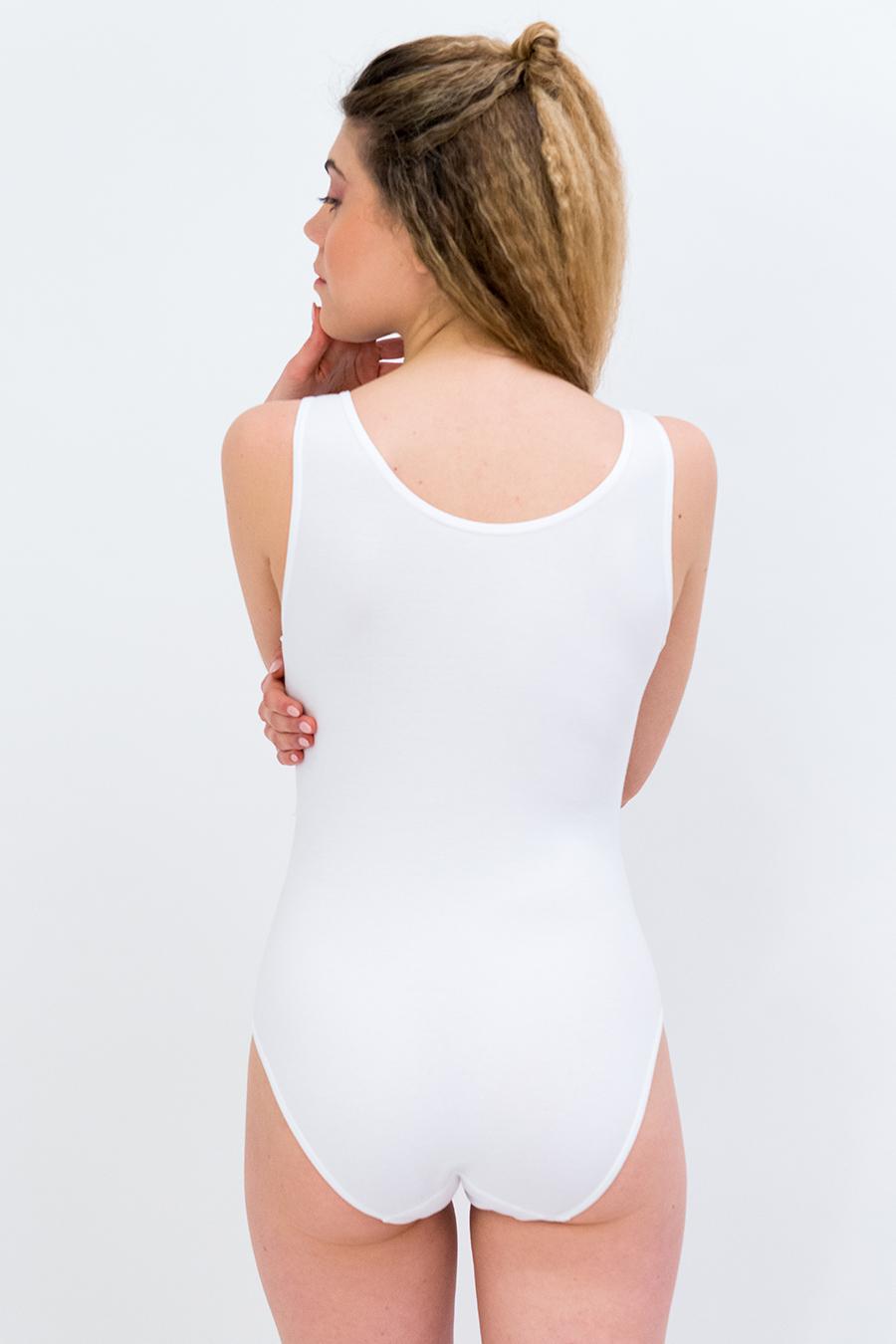 Body in cotone e modal 3125