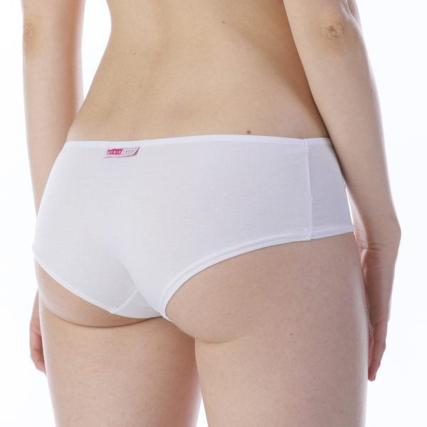 Culotte in cotone elasticizzato ultra leggero