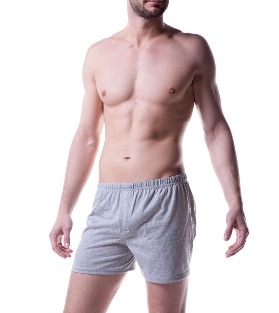 Boxer in puro Cotone con apertura