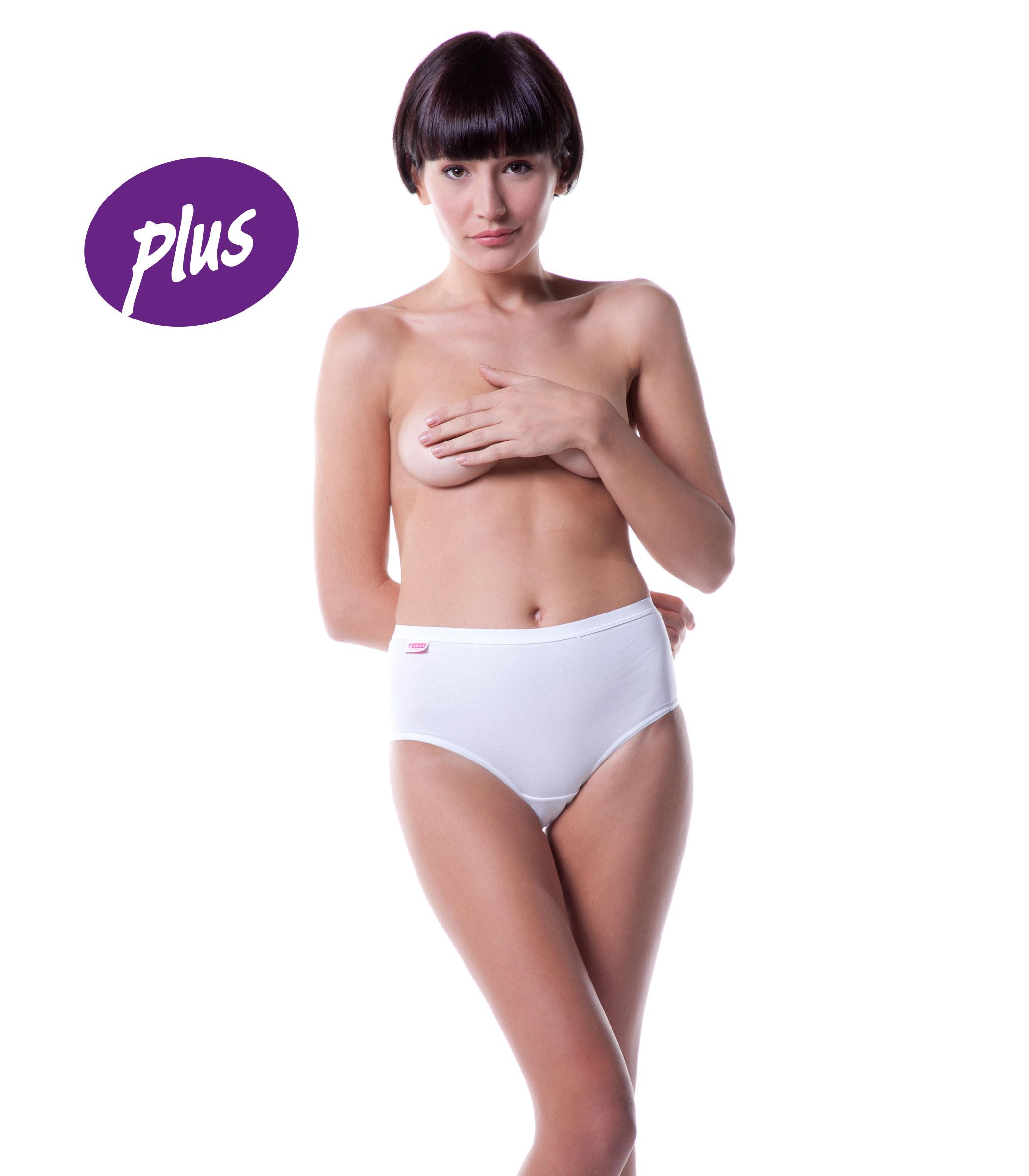 Slip Plus 4806 cotone elasticizzato