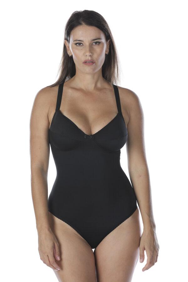 Body con sostegno e forma del seno