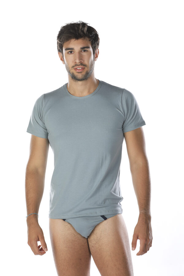 T-shirt cotone e modal