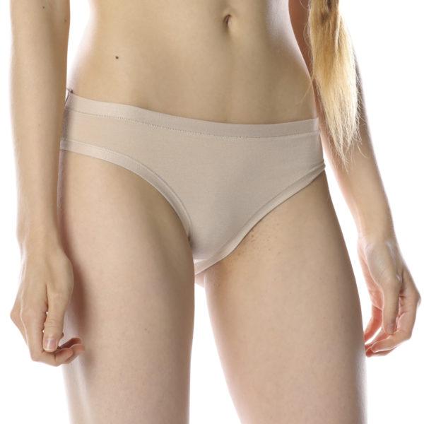 Slip senza elastici in cotone e modal