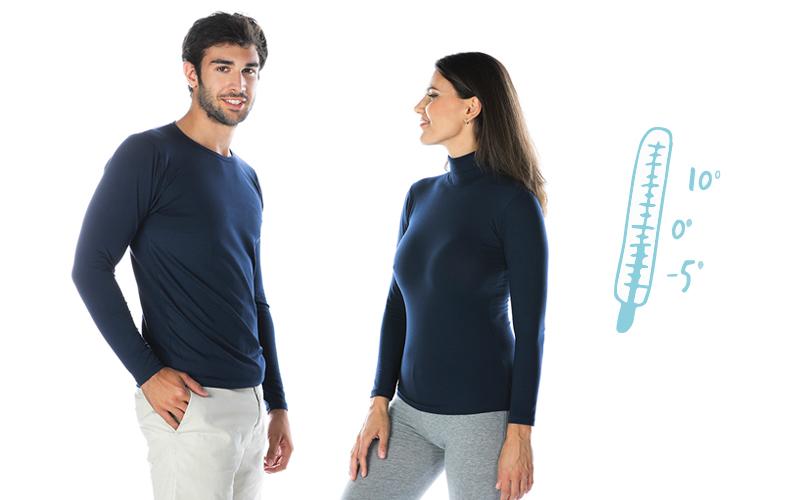 Il caldo cotone: il tessuto perfetto per l'inverno